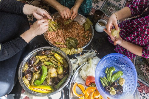 Learn How to Cook These Refugees' Favorite Meals