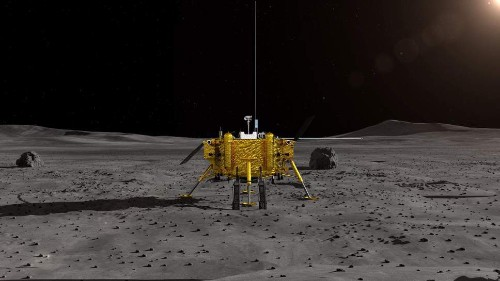 China just landed on the far side of the moon: What comes next?
