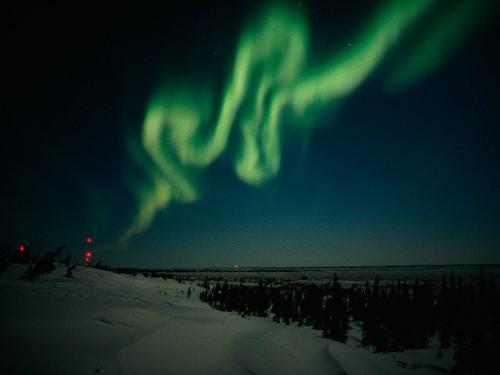 Auroras—Heavenly Lights