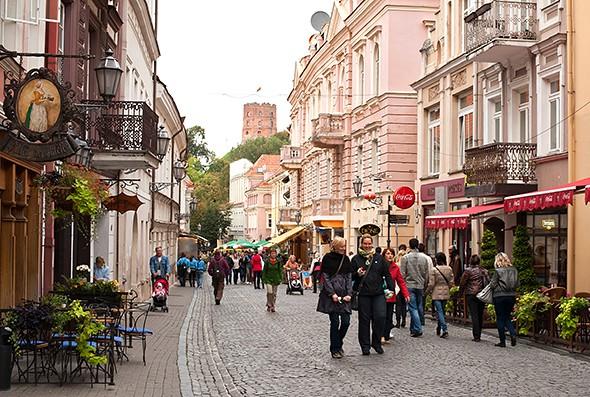 Kamilė's Vilnius