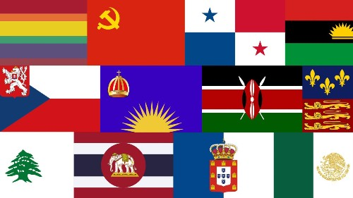 See the evolution of over 2,000 world flags in under 5 minutes