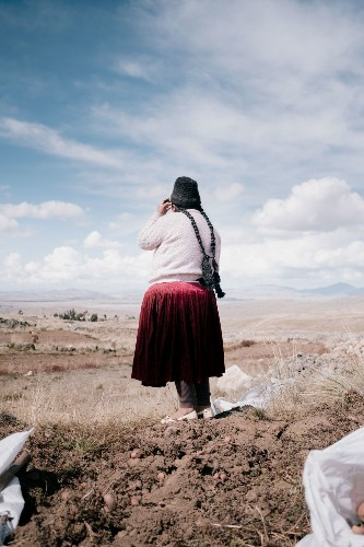 Celebrating the everyday lives of a Bolivian indigenous group