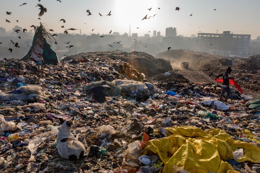 We made plastic. We depend on it. Now, we're drowning in it.