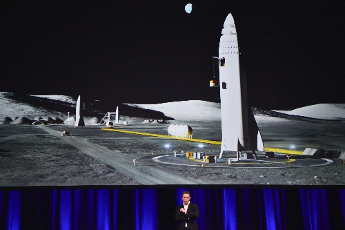 Elon Musk: In Seven Years, SpaceX Could Land Humans on Mars