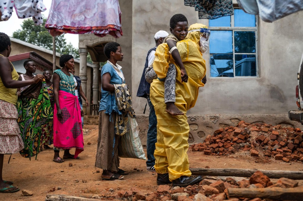 The second largest Ebola outbreak in history may finally be over