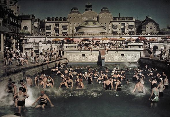 Throwback Travel: Budapest's Bathing Beauty
