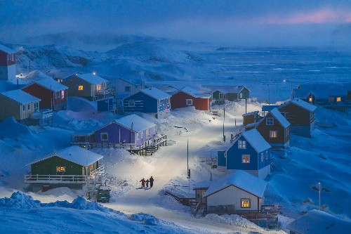 This dreamy Arctic scene won National Geographic's Travel Photo Contest