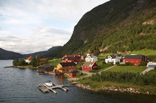 Explore Norway's wild landscapes