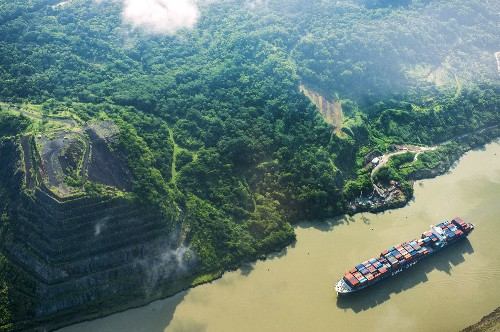 Panama Canal: Superhighway for Invasive Species?
