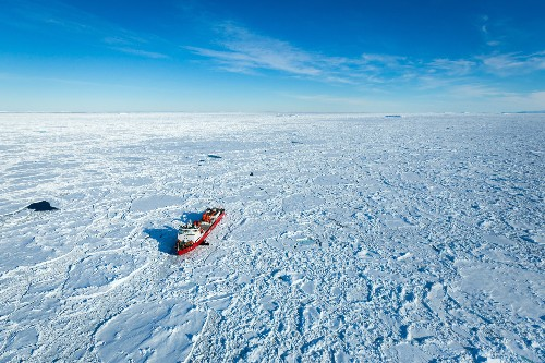 Antarctic Ship Drama: What Is an Icebreaker, Really?