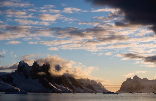 Tales of Antarctica and Beyond with Photographer Krystle Wright
