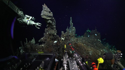 Pictures Reveal One of the Last Unexplored Places on Earth