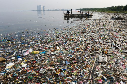 With Millions of Tons of Plastic in Oceans, More Scientists Studying Impact