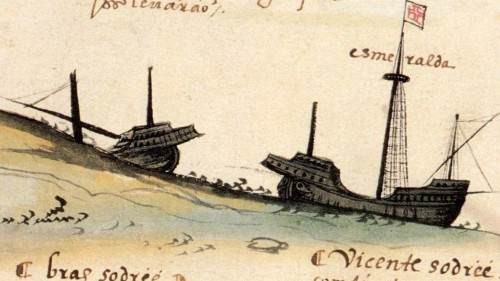 Watch Archaeologists Reveal the Vasco da Gama Shipwreck
