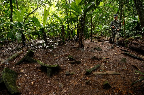 Newly Found 'Lost City' Protected by Honduran President