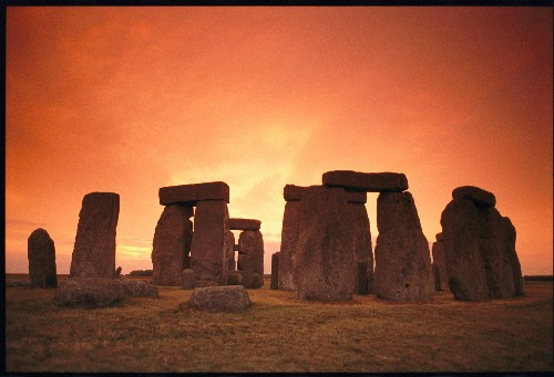 Who Built Stonehenge? Big-Time Meat-Eaters