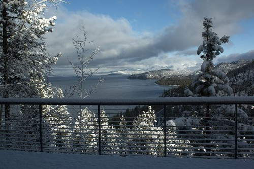 Lake Tahoe View Photo by Ivete Basso — National Geographic Your Shot