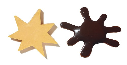 Kiki or Bouba: What Is the Shape of Your Taste?