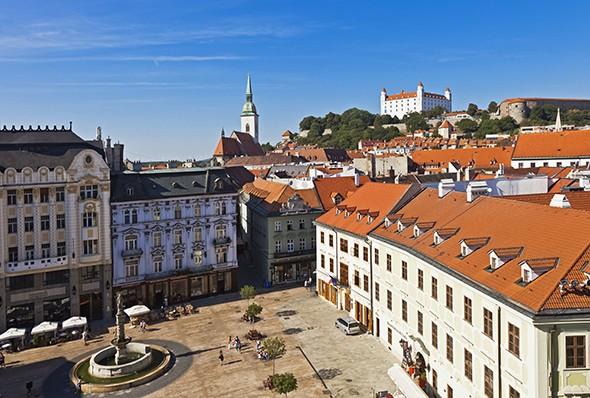 Marina's Bratislava
