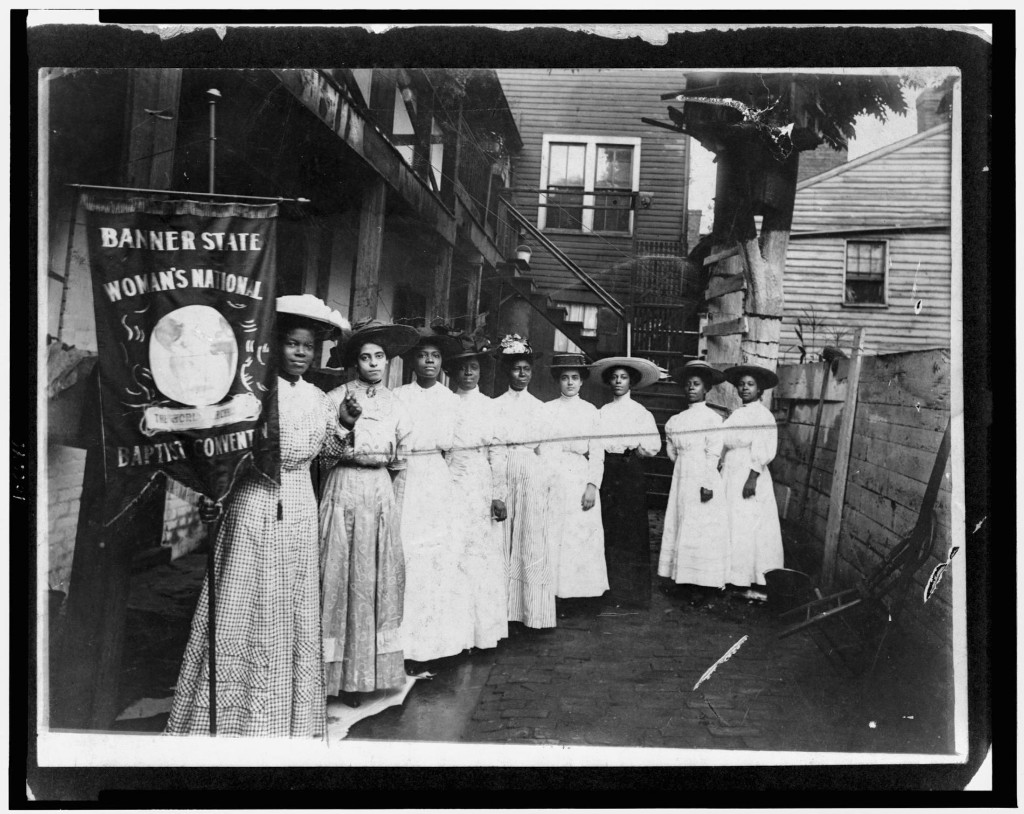 For Black women, the 19th Amendment didn't end their fight to vote