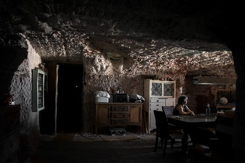See the People Who Live in a Legendary Underground Town