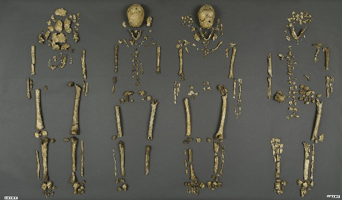 Archaeologists Identify Bodies of Lost Leaders of Jamestown
