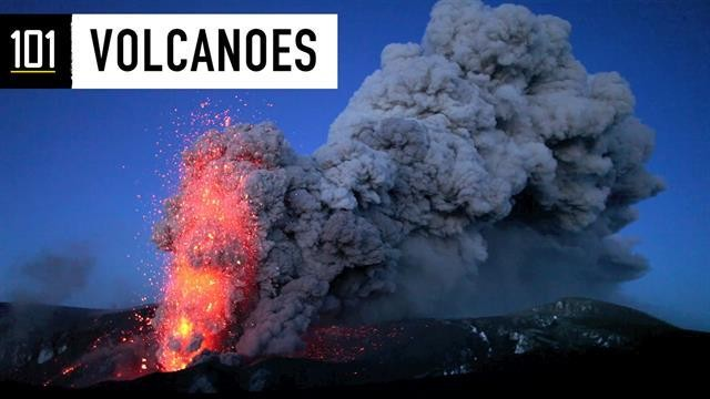 Volcanoes 101