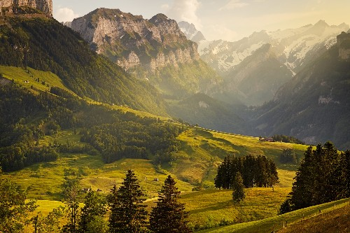 Majestic Mountain Views From Around the World