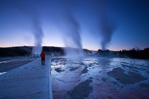 Yellowstone Supervolcano Could Be an Energy Source. But Should It?
