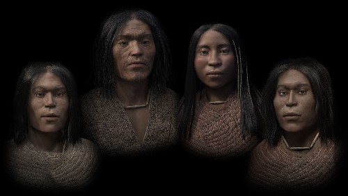 Buried in Beads 4,000 Years Ago, This Chiefly Family Lives Again