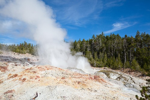Some Yellowstone geysers are getting more active—but why?