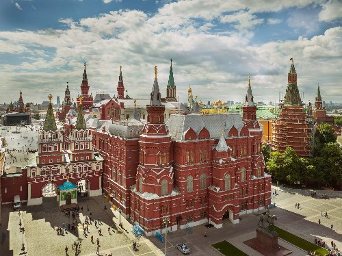 Russian secrets? Here's the ultimate Moscow itinerary