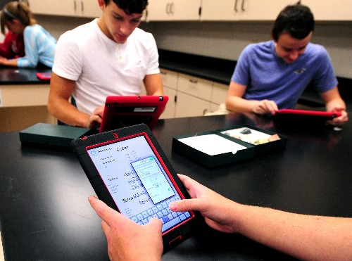 iPads Improve Classroom Learning, Study Finds