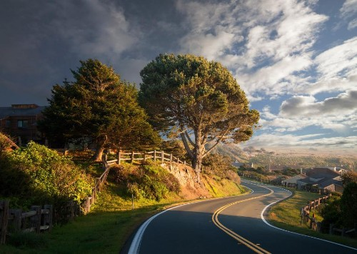8 of the most epic drives across the U.S.