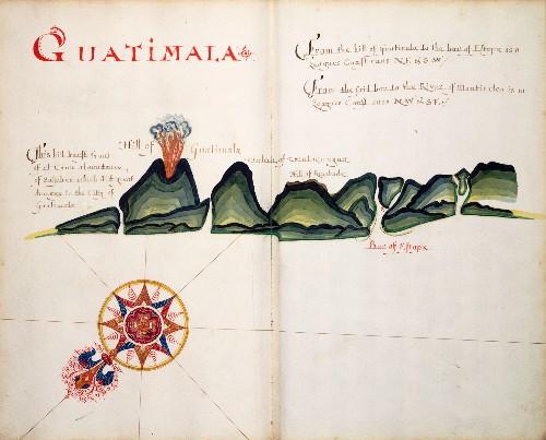 Excerpt: A Pirate's pilfered atlas