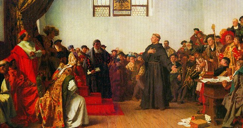 Martin Luther and the Long March to Freedom of Conscience