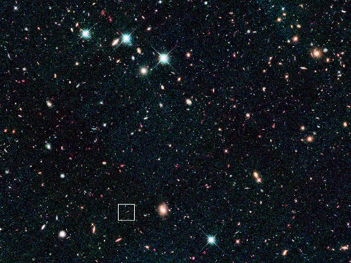 Most Distant Supernova May Shed Light on Dark Energy