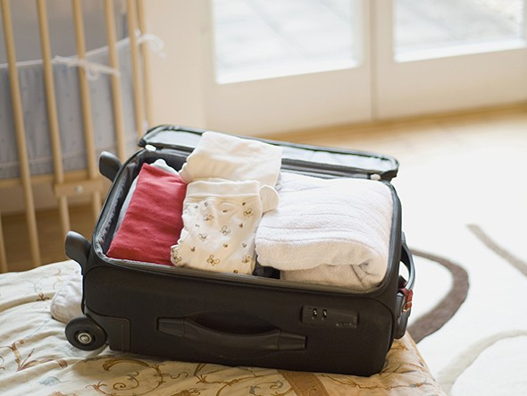 Family Travel Don't: Fear-Packing