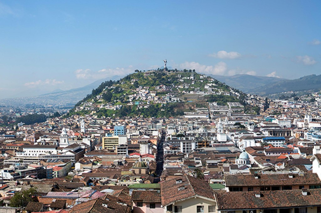 Culinary Quito: An Introduction