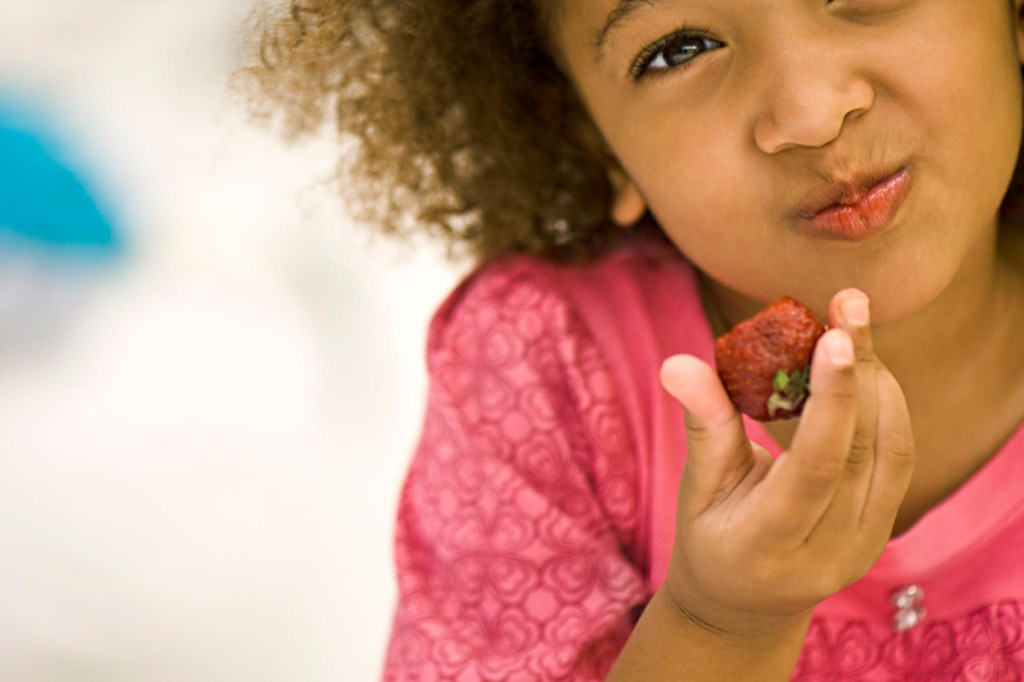 'Brain food' is real. Here's what to feed your kids to help their gray matter grow