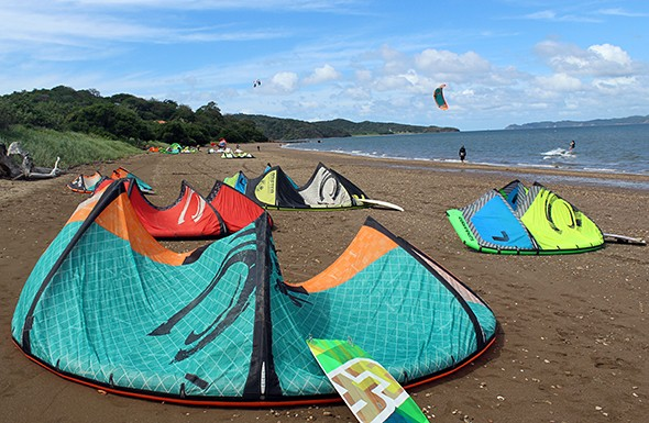 Kiteboarding in Costa Rica—Tapping into the Power of Now