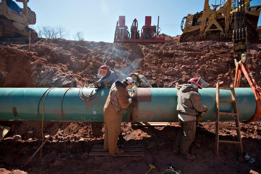Keystone XL stalls—again—along with other pipeline projects