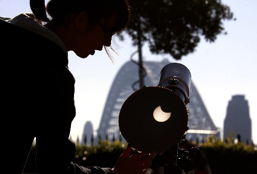 Pictures: Solar Eclipse Creates Ring of Fire