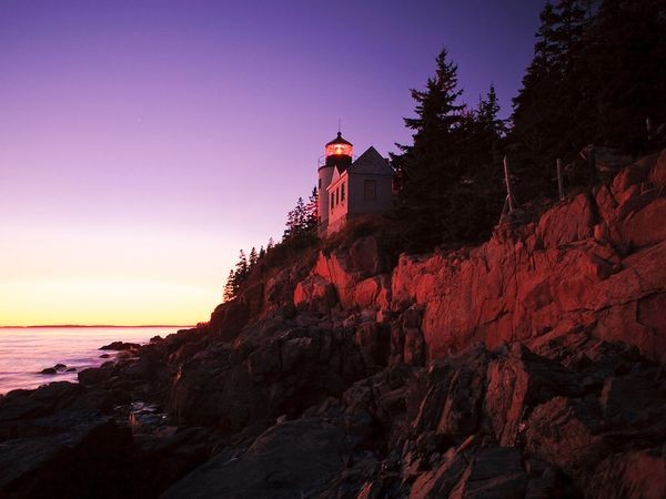 Hit Maine's Watery Trail
