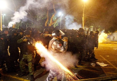 Mood in Brazil Tense Yet Hopeful After Mass Protests