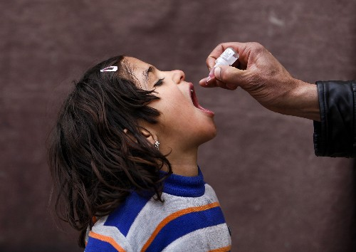 Q&A: Polio's History—and Why It's Again Becoming a Threat