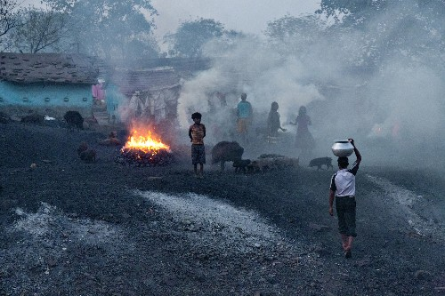 Life in India's Coal Mines
