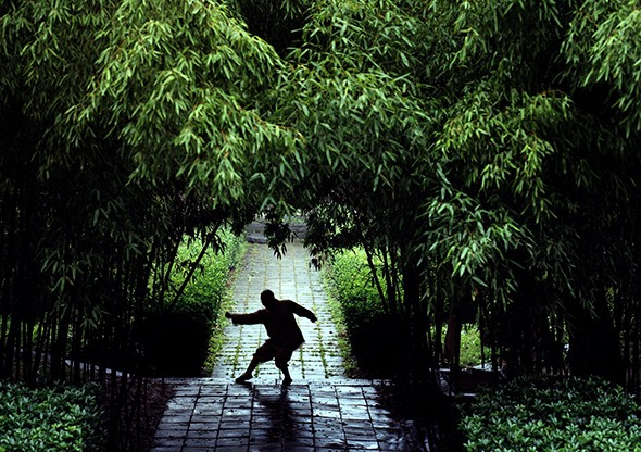 Shaolin Summer: In Search of Confucius