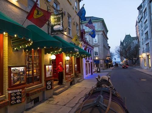 I Heart Quebec City