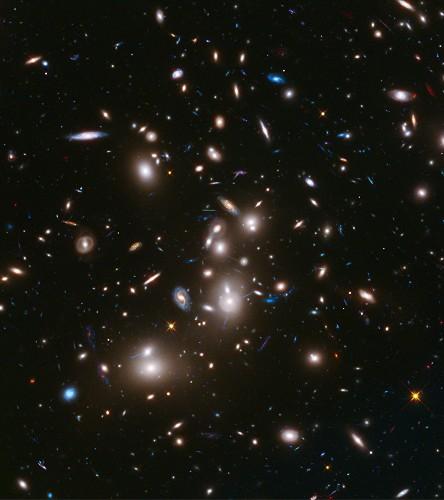 Hubble Reveals Universe's Oldest Galaxies